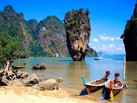 Таиланд туризм